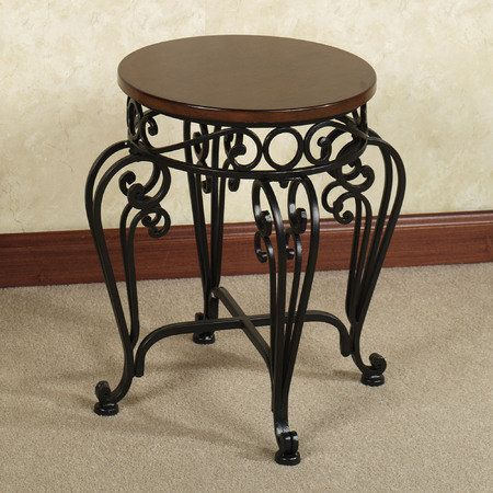 Painted Wood And Iron Kitchen Table Painting Site Pinterest Com