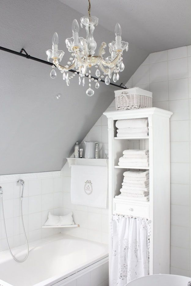 Brocante badkamer | Dream House | Pinterest | Badezimmer