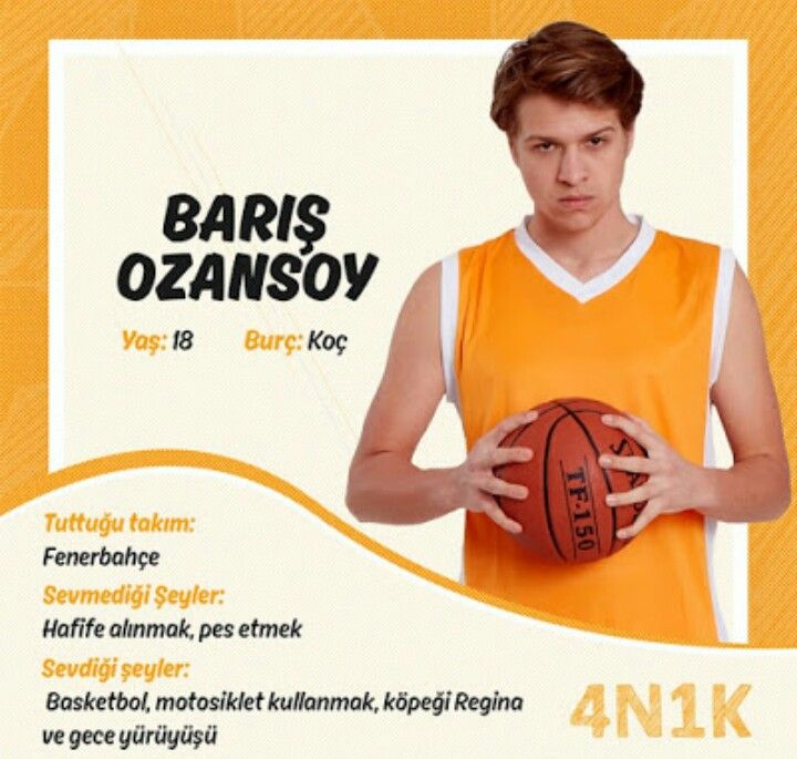 4N1K Oyuncuları / Barış Ozansoy
