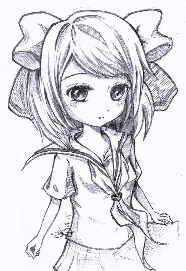 Kawaii Drawing | Sketches I Want To Draw | Pinterest