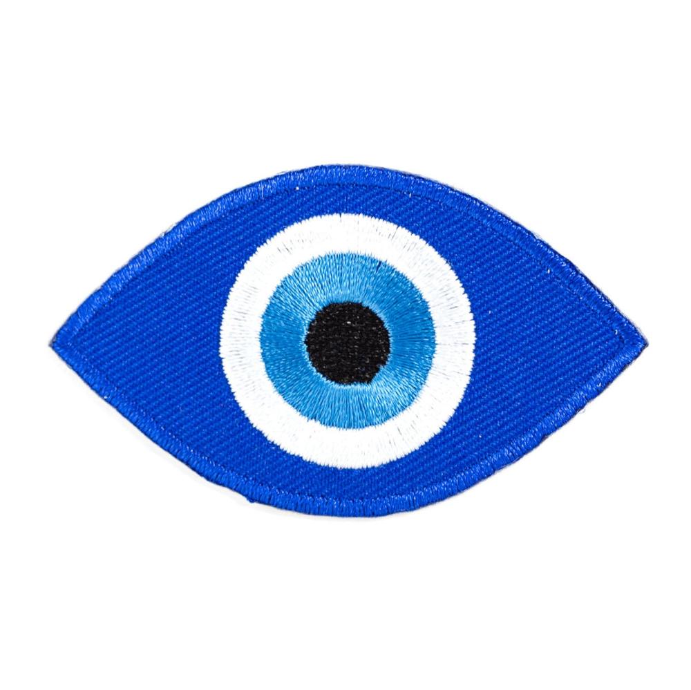 Evil Eye Embroidered Iron On Patch Etsy Evil Eye Tattoo Evil Eye Design Evil Eye Art