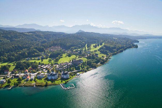 Les meilleurs spas de 2015 selon Conde Nast Traveller - The Original FX Mayr Health Center, Autriche