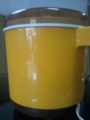 espremedor de frutas arno amarelo super vintage