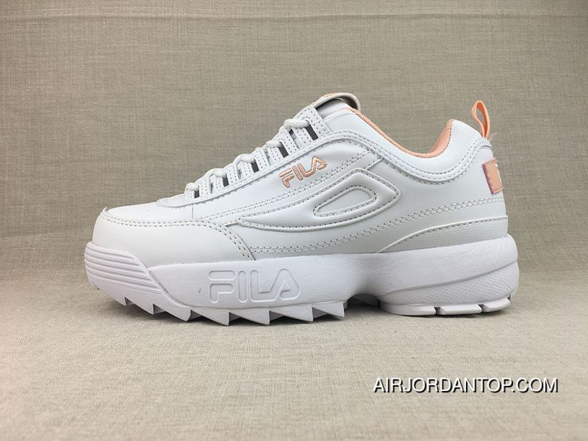 d40feb3301b High Quality Foreign Trade The Authentic Fila DISRUPTOR 2 SKU FSIHTZ3074X  Size Free Shipping