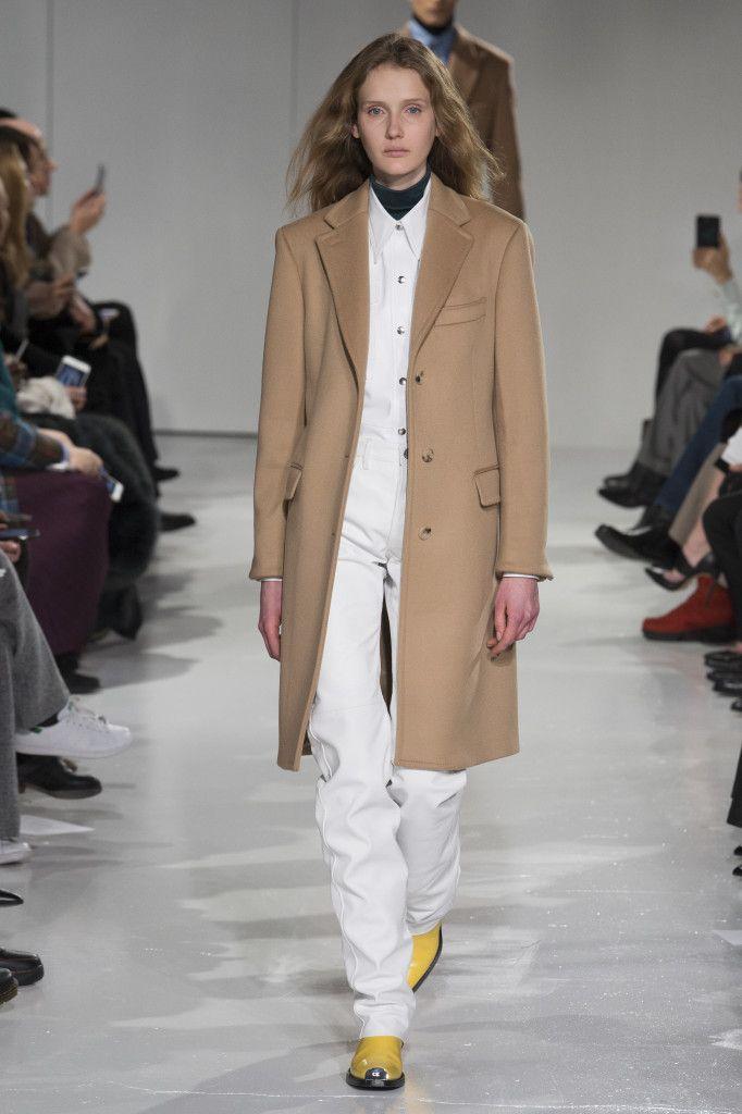 Fall 2017 Calvin Klein Collection