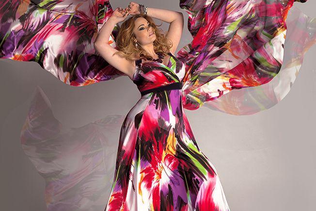 Designer Plus Size Clothing In Sizes 12 32 Igigi Divine Style