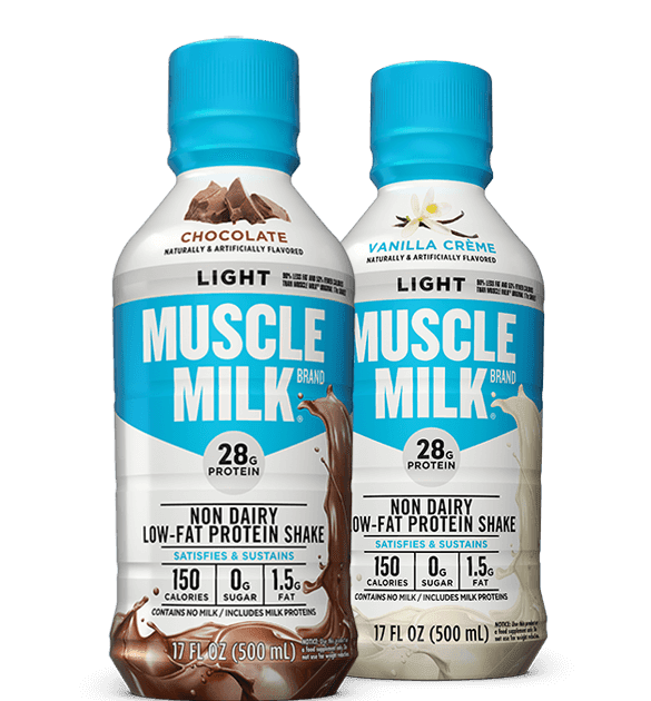 Chocolate Muscle Milk Light Nutrition Facts Muscle Milk Light Muscle Milk Milk Brands