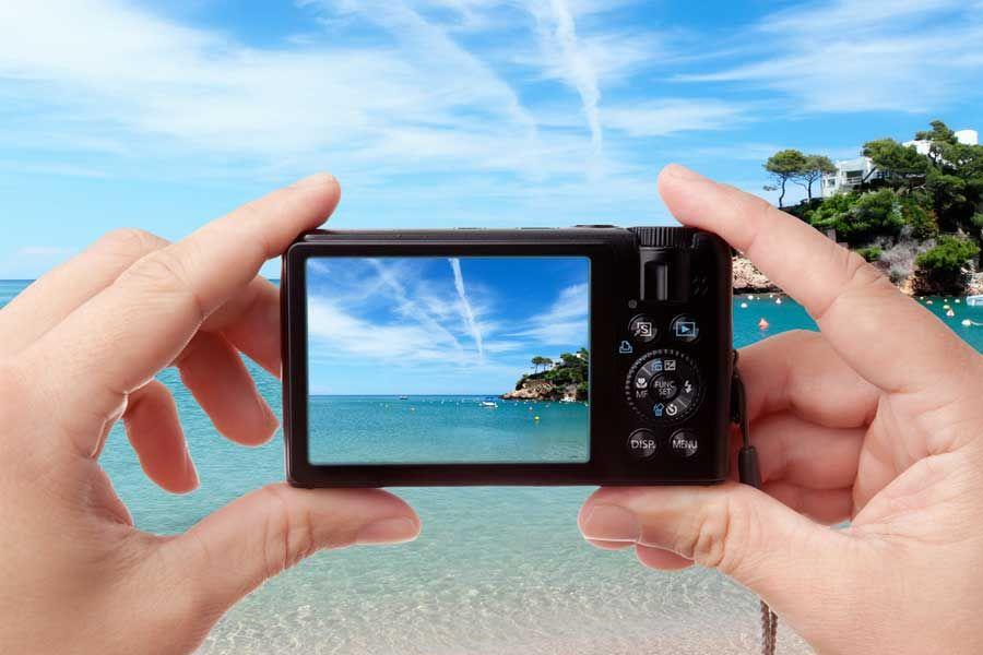 O universo das smart câmeras. Veja mais em efacil.com.br/simplifica