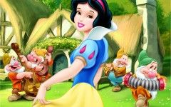 Snow White Wallpapers Free Download Cartoon Pinterest
