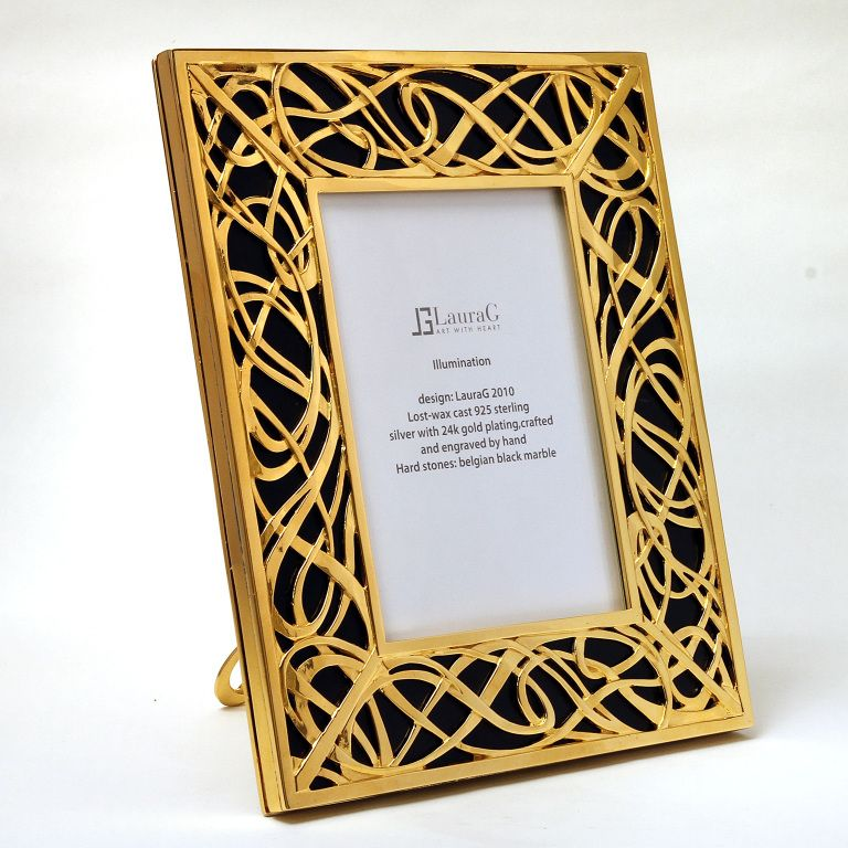 Gorgeous Illumination limited edition picture frame