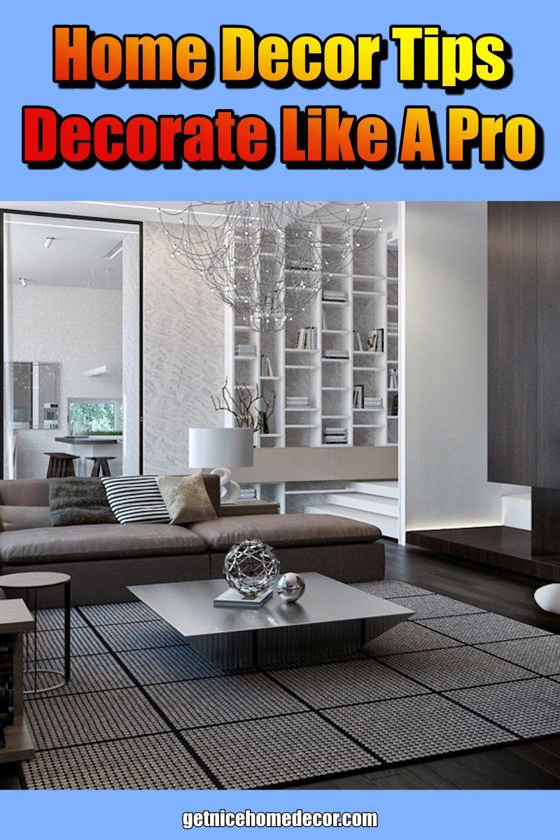 Tips On How To Become A Better Home Decor Designer Get Nice Home Decor Interior Design Courses Design Home Decor