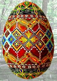pysanky egg - Google Search