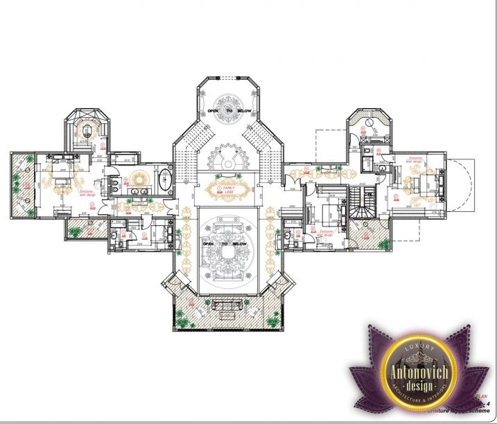 Luxury House Plan Uganda 16 by Antonovich-designs | MANSION ...
