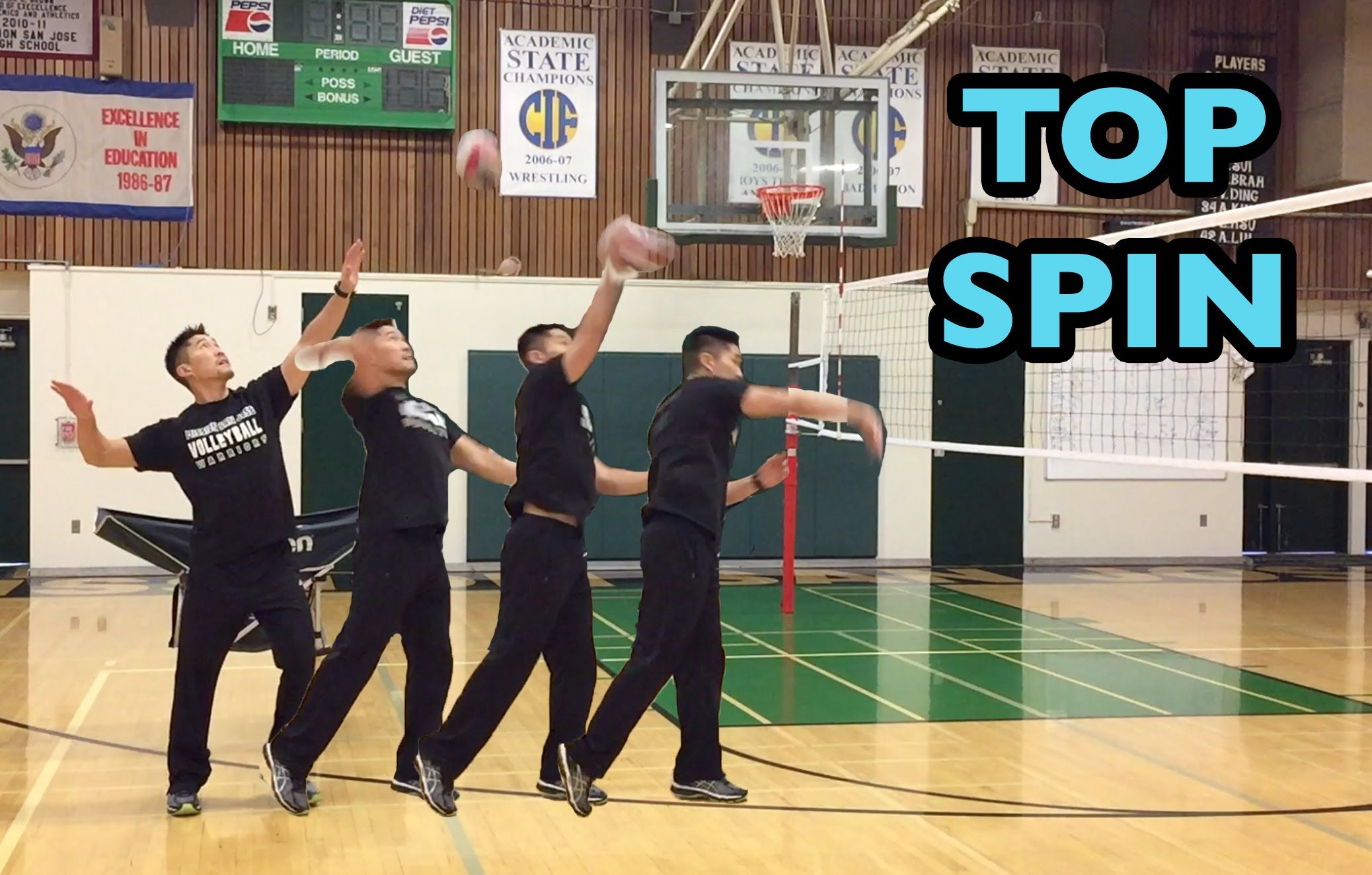 Arm Swing Mechanics Top Spin Solid Contact Part 2 2 How To Spike Volleyball Drills Volleyball Training Volleyball