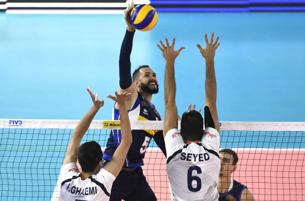 Zaytsev Power Surge Sparks Italy Revival Italy Power Revival