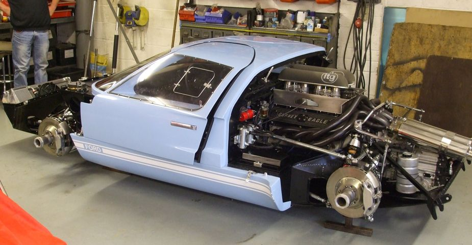 Ford Gt 40 Frame Google Search Ford Gt40 Ford Racing Ford Gt