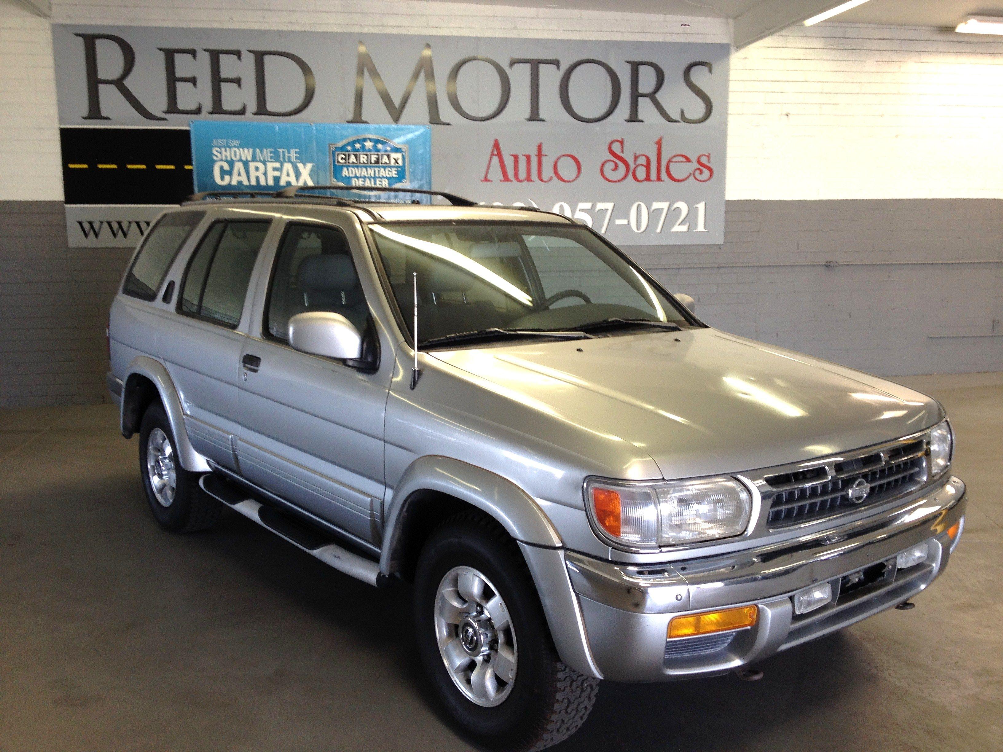 JN8AR05S3XW327623 | 1999 Nissan Pathfinder LE for sale in Phoenix ...