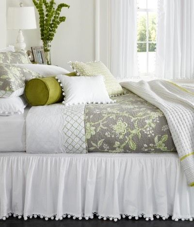 Aspen Floral Quilt by Country Curtains - Pinned from iCatalog™
