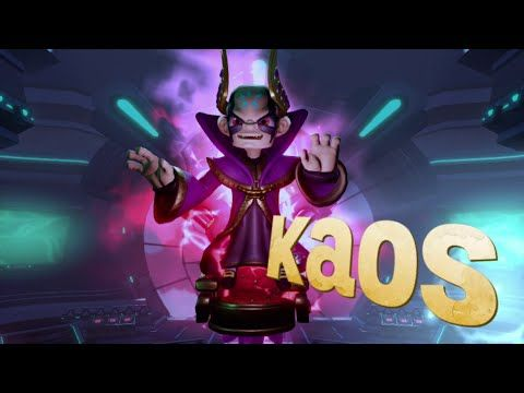 Lets Play SKYLANDERS SUPERCHARGERS Chapter 14, 15, 16: Land