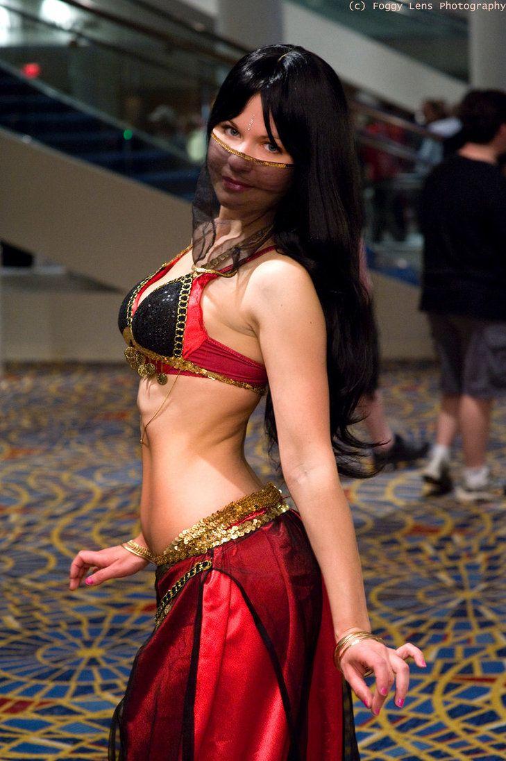Princess Jasmine Slave   Harem girl by AlisaKiss