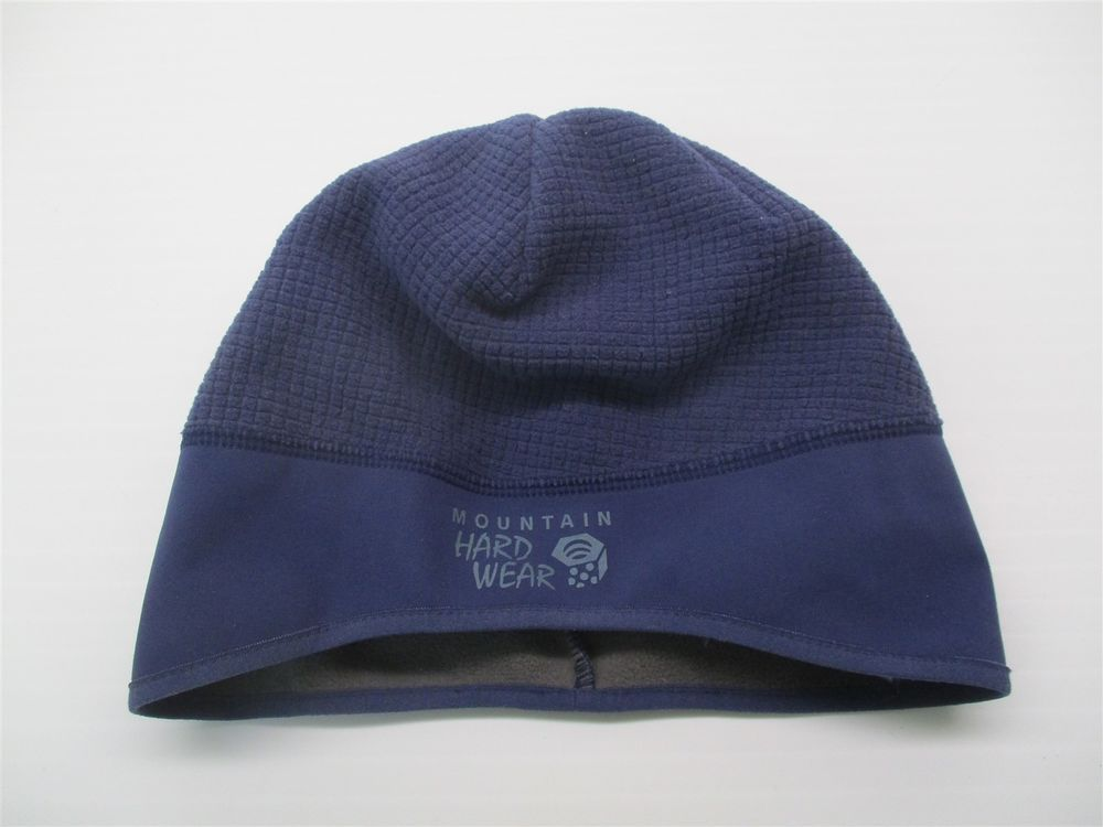 50adda41a0d MOUNTAIN HARDWEAR Hat Men s Size M Fleece Navy Blue Thermal Dome Beanie A3   fashion  clothing  shoes  accessories  mensaccessories  hats (ebay link)