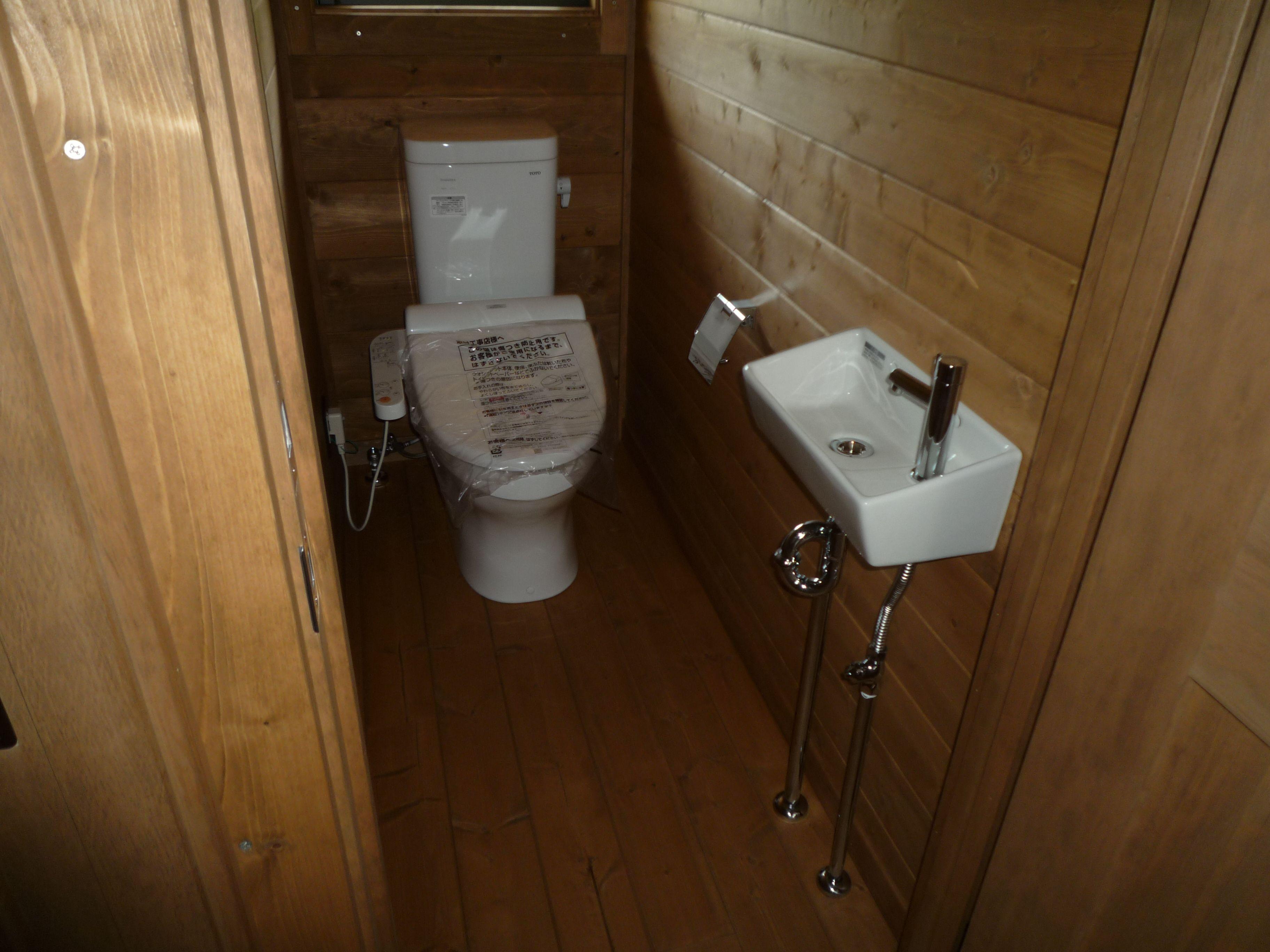 トイレ toto 狭小手洗 inax トイレ 手洗い 狭小