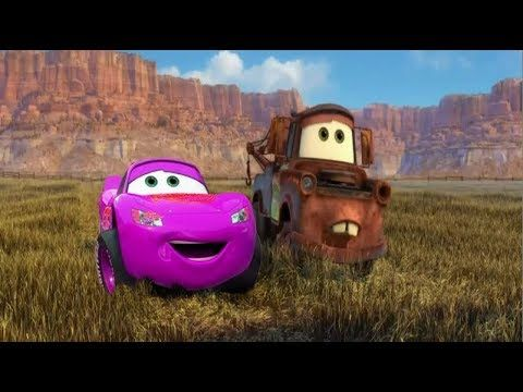Cars 2 In Movie Learn Colors With Cartoon Learn Colors Toto Tv Kids