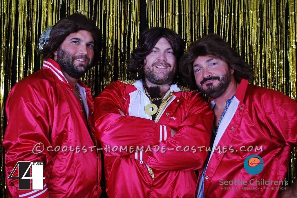 Contest winning bee gees group costume for men halloween costume contest winning bee gees group costume for men solutioingenieria Images