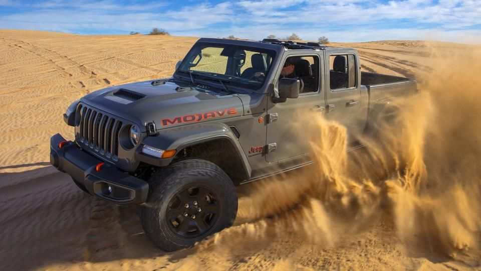 """2021 Jeep Gladiator Mojave First Look The """"Desert Rated"""