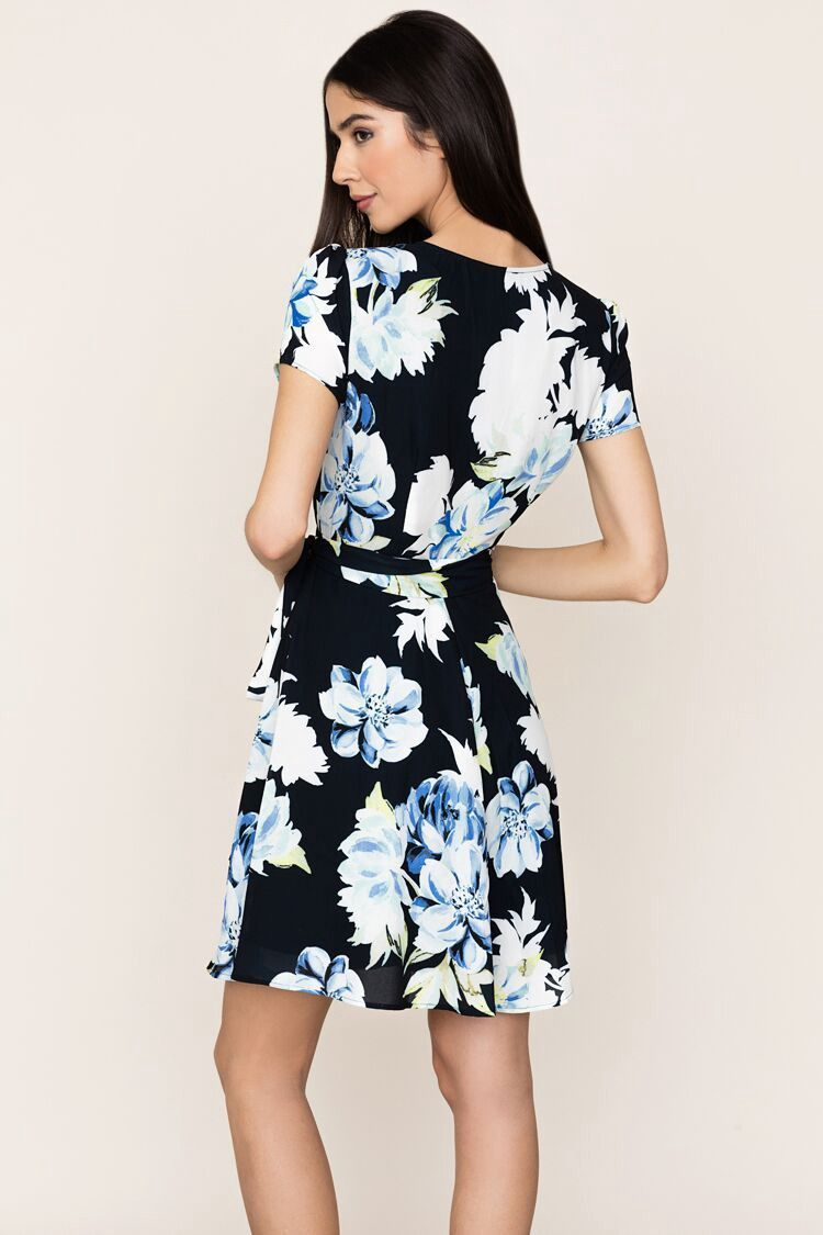 ecc8cb7254d7 Yumi Kim Kennedy Dress - Wanderlust XS Wrap Dress Floral