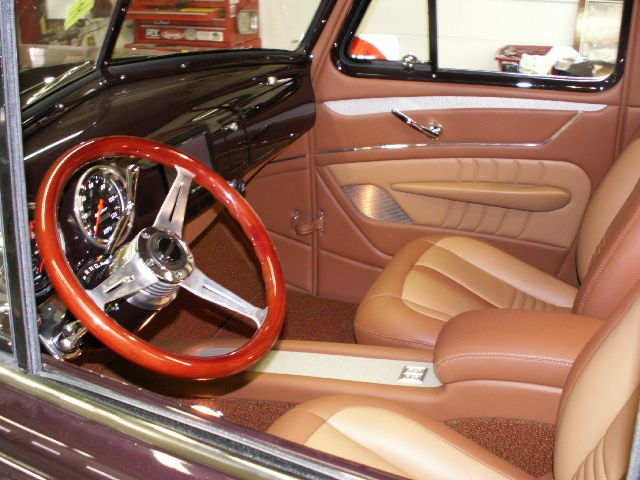 1953 chevrolet truck leather custom interior interiors by shannon 1953 Chevy Truck Fender Skirts 1953 chevrolet truck leather custom interior interiors by shannon