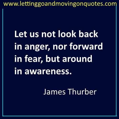 Look Back In Anger Quotes: Let Us Not Look Back In Anger