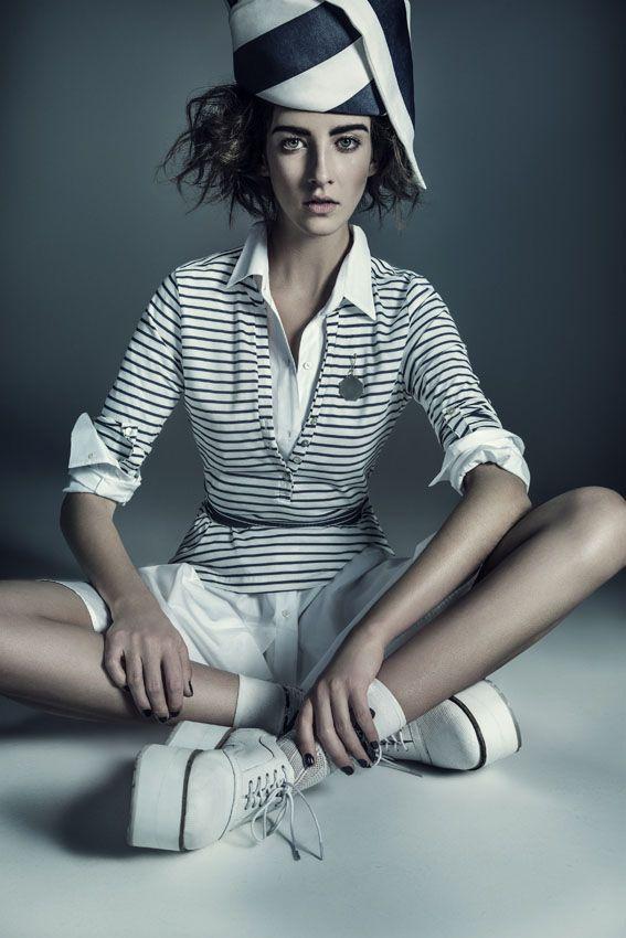 Revista Marie Claire/Edição de moda Flavia Pommianosky e Davi Ramos/Produção de moda Well Santos