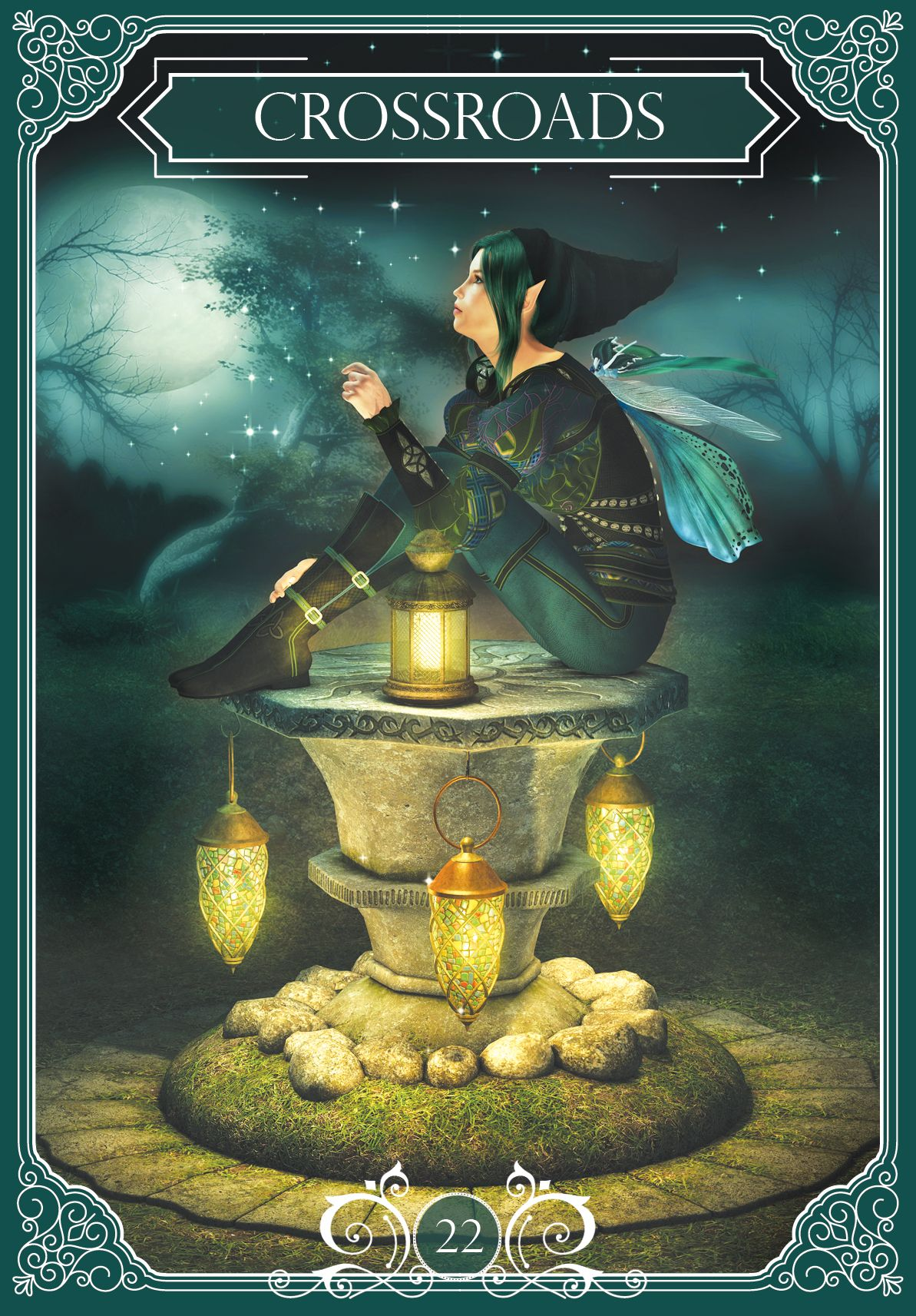 Crossroads oracle cards oracle oracle tarot