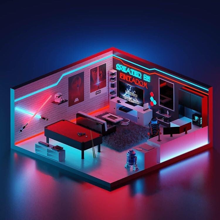 By claire davies news casper unveils a new cooling collection, with snow technology powe. Amazing 3D room setup by @fintadox 👀 What's your though ...