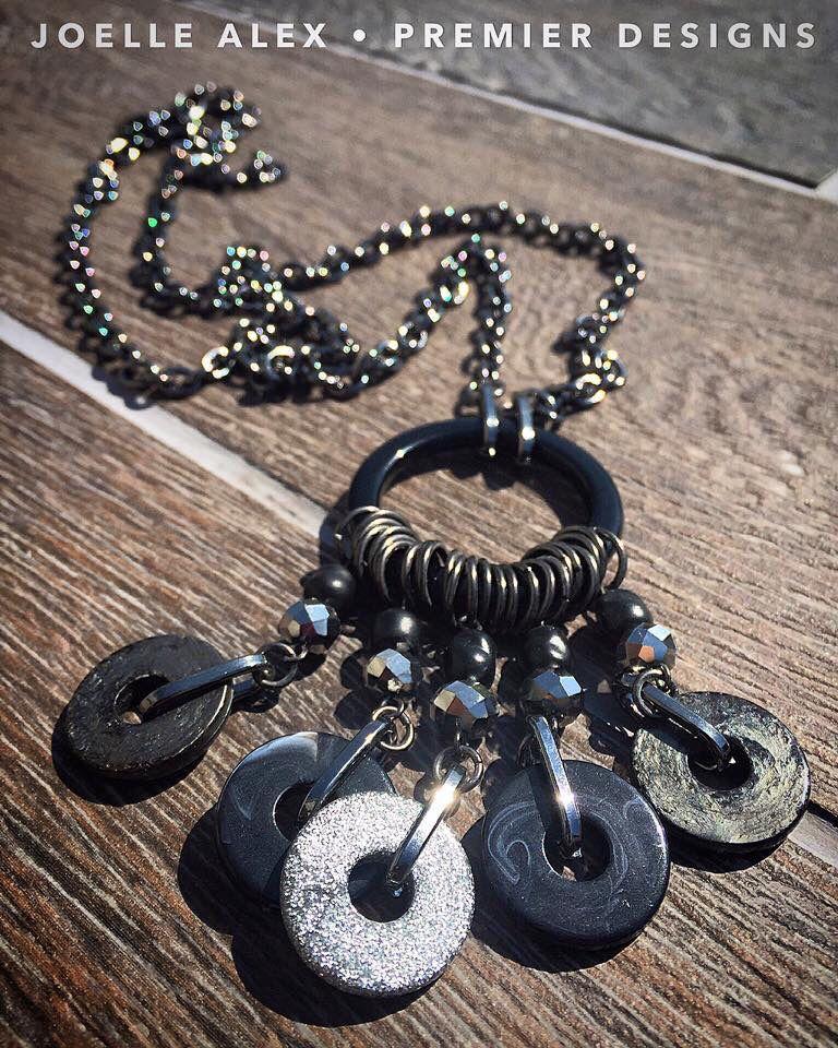 "The NEW @premierdesignsinc ""Cha Cha Cha"" necklace is ..."