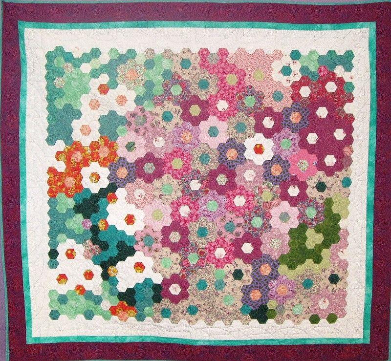 jardin de grand-mère | hexagones | Pinterest | Jardin de, Mères et ...
