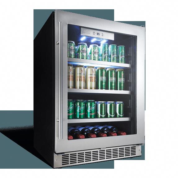 Wine Cooler And Beverage Center in 2020 Beverage center