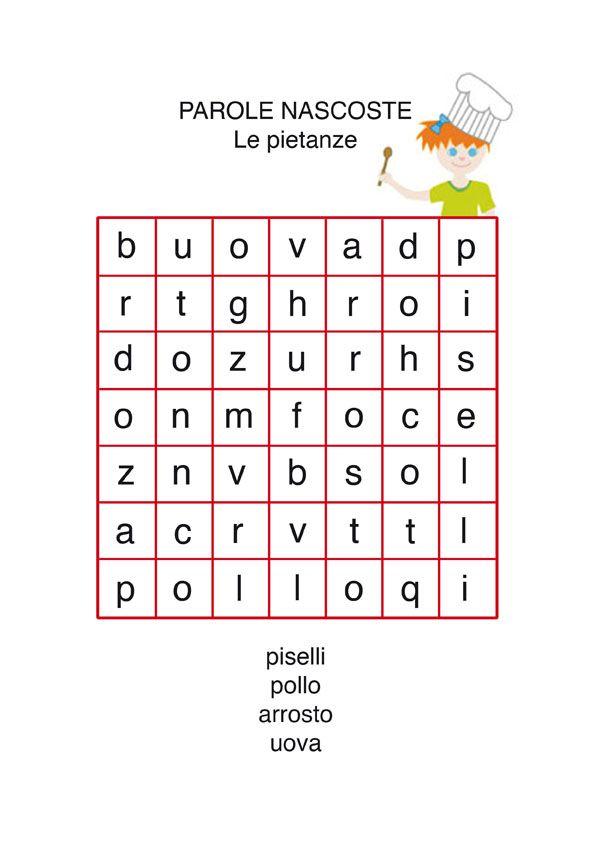 Esercizi Italiano Per La Seconda Elementare Per Matematica