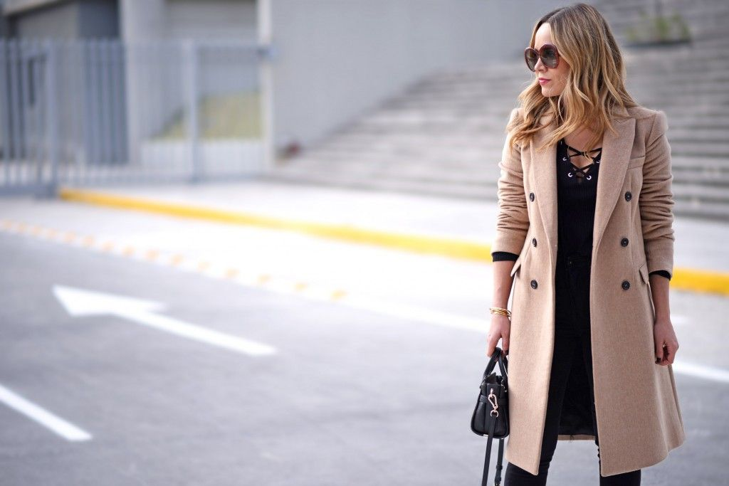 Fall coat / winter coat / camel coat / fall outfit / winter outfit / outfit / womens fashion
