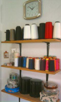 AnVar - Te enseño a coser: HILOS... CUÁL USAR!!??