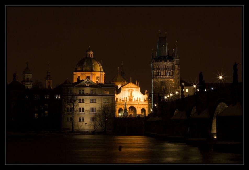 podvečer v hlavním městě V.