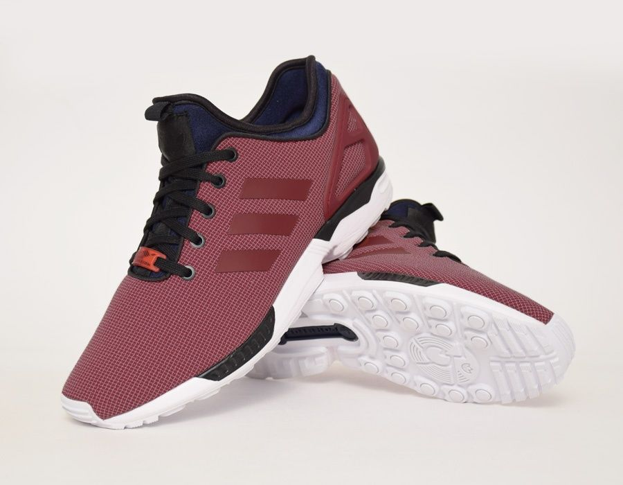 #adidas ZX Flux NPS Burgundy #sneakers
