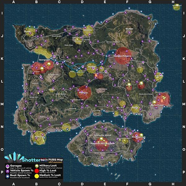 G Térkép