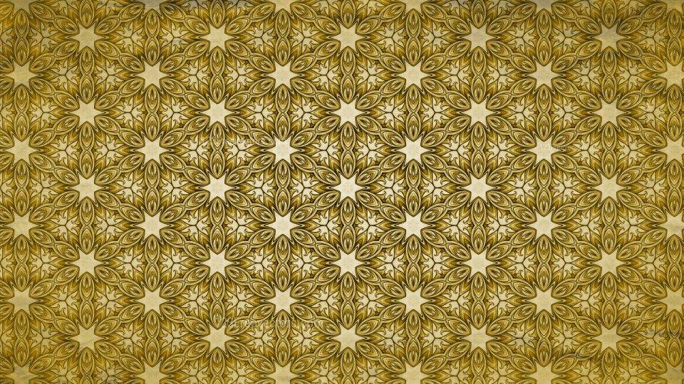 Gold Vintage Floral Pattern Texture Background Template Vintage Floral Pattern Textured Background Textures Patterns