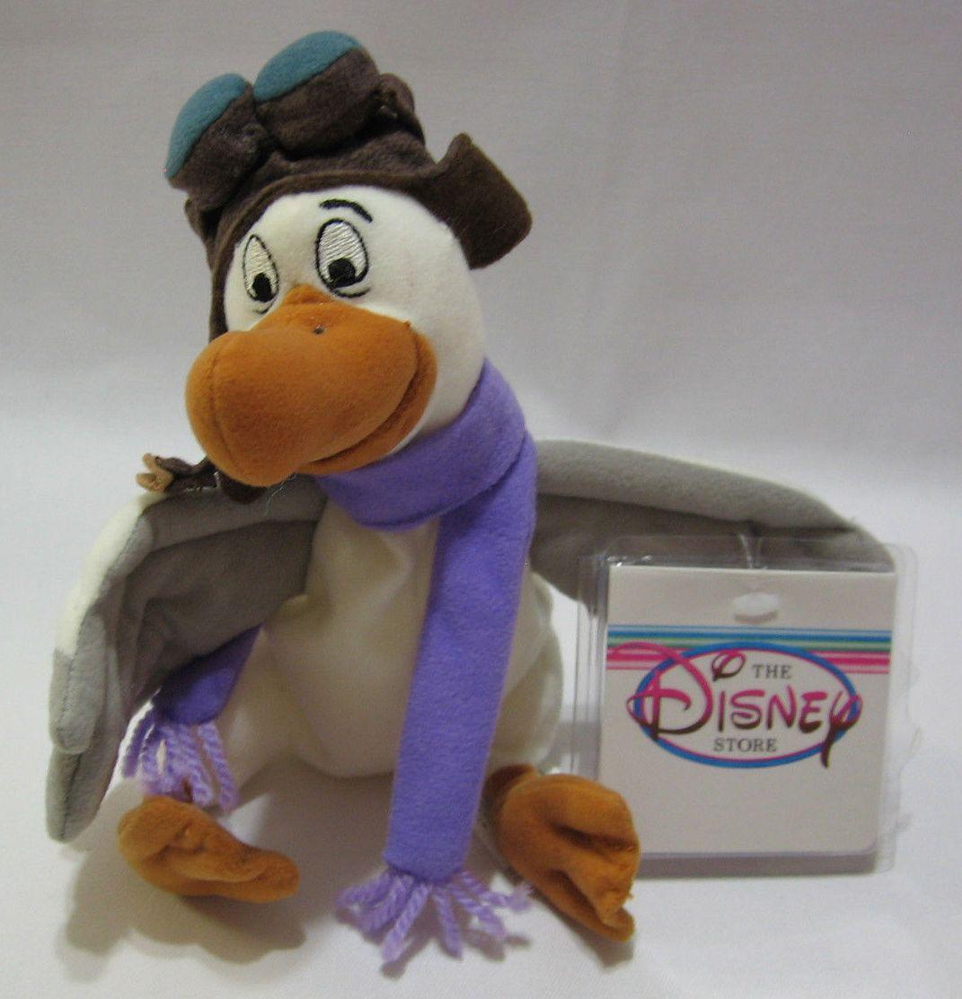 Disney The Rescuers Orville Mini Bean Bag Plush Animal Pillows Disney Toys Childhood Toys