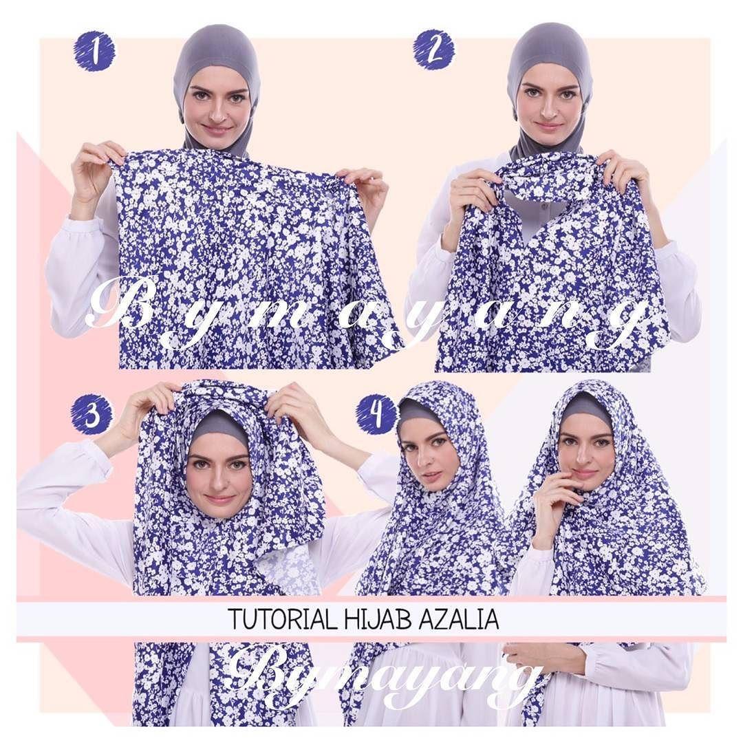 Gudangnya Model Hijab Instan Hijab Bymayangpathiloka PROMO Beli