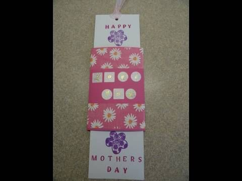 Mothers Day Double Slider Card