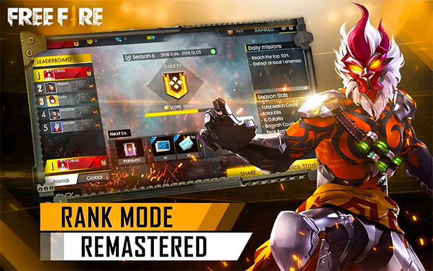 Play FreeFire On PC Tencent Game Buddy Game download
