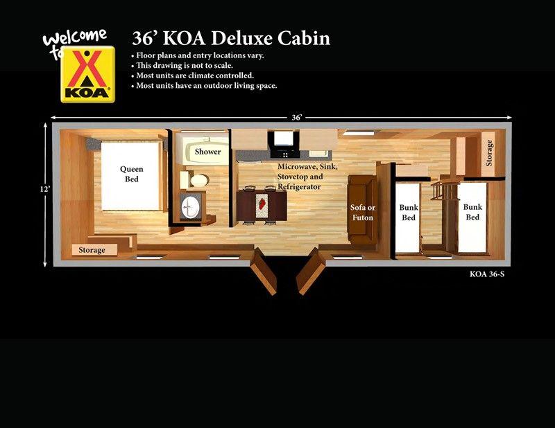 Cape hatteras koa camping cabins rodanthe cabin rentals for Hatteras cabins rentals